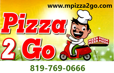 logo pizza2go