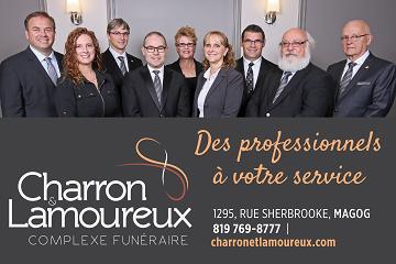 Charron & Lamoureux pub curling 2018