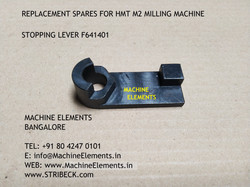 STOPPING LEVER F641401