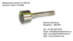 Eccentric Shaft, C913900