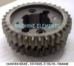 101 16 49 CLUSTER GEAR Z-34+31