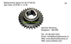 Spur Gear, D137301-1, Z=30