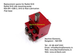 Radial Drill side mounting pump, R56-091