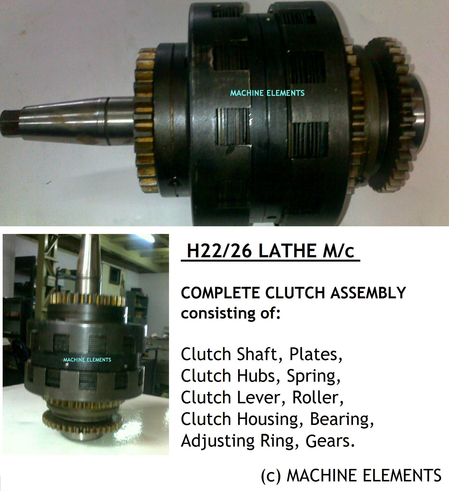 Clutch Assembly H-22