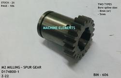 SPUR GEAR D174800 Z20
