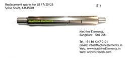 Spine Shaft, A3635001