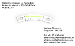 RM Vernier (metric), R56-040-960A-4