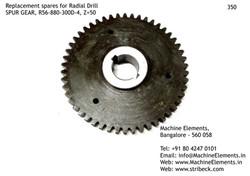 SPUR GEAR, R56-880-300D-4, Z=50