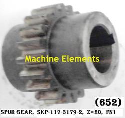 SKP-117-3179-2-Z20 SPUR GEAR