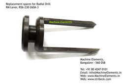 RM Lever, R56-230-260A-3