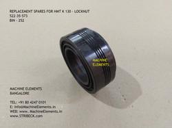 LOCKNUT 522-35-573 BIN - 252