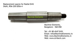 Shaft, R56-230-205A-4
