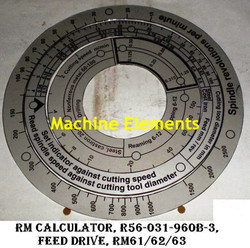 R56-031-960B-3 RM CALCULATOR