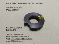 RING NUT B4453003 TABLE ASSEMBLY