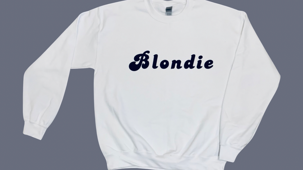 Blondie - Crewneck