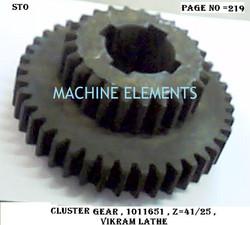 101 16 51 CLUSTER GEAR Z-41+25