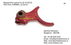 Shift Fork, F4494001