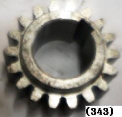 Z=18 SPUR GEAR