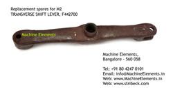 TRANSVERSE SHIFT LEVER, F442700