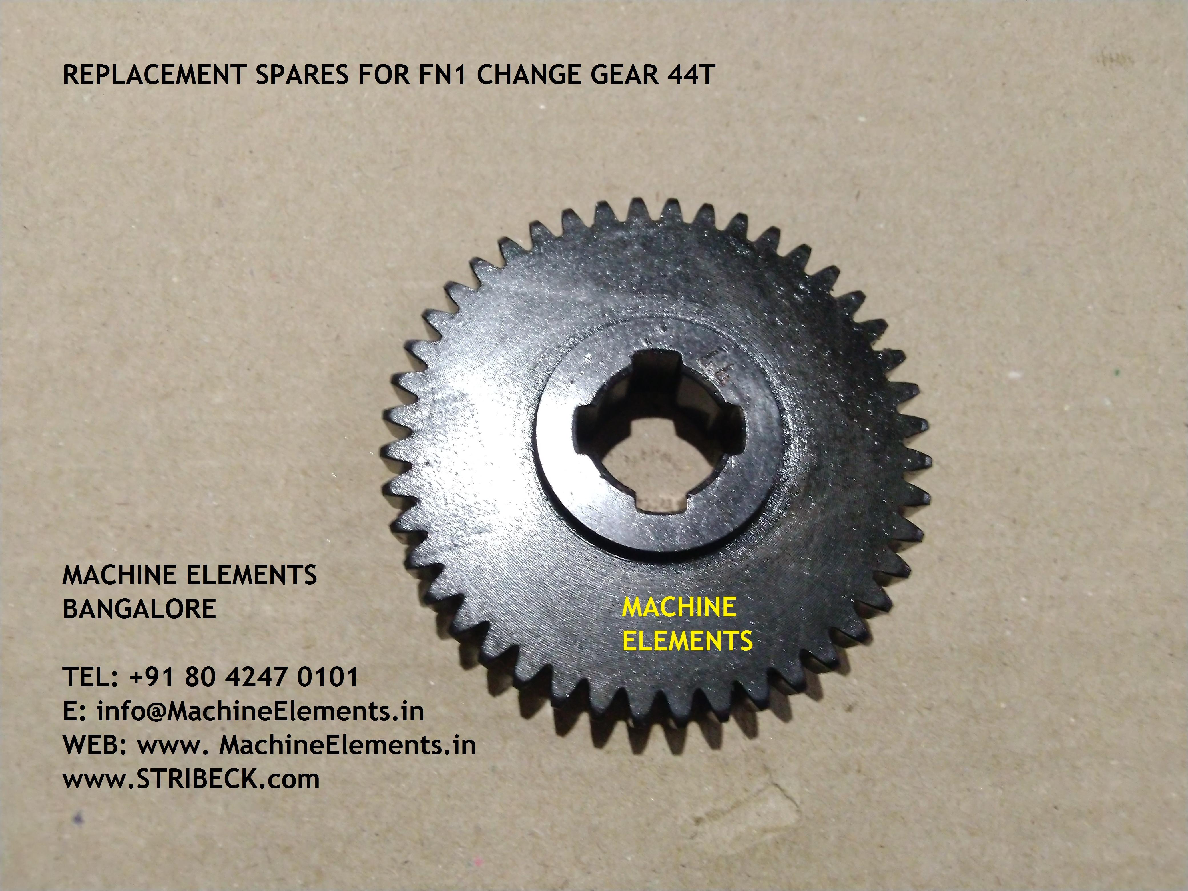 CHANGE GEAR 44T