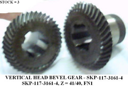 SKP-117-3161-1-Z41 & Z40 VERTICAL HEAD B