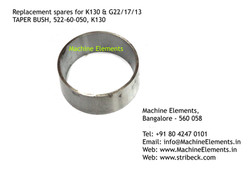 522-60-050 TAPER BUSH, , K130