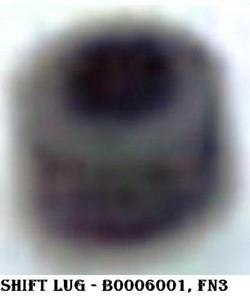 B0006001- SHIFT LUG