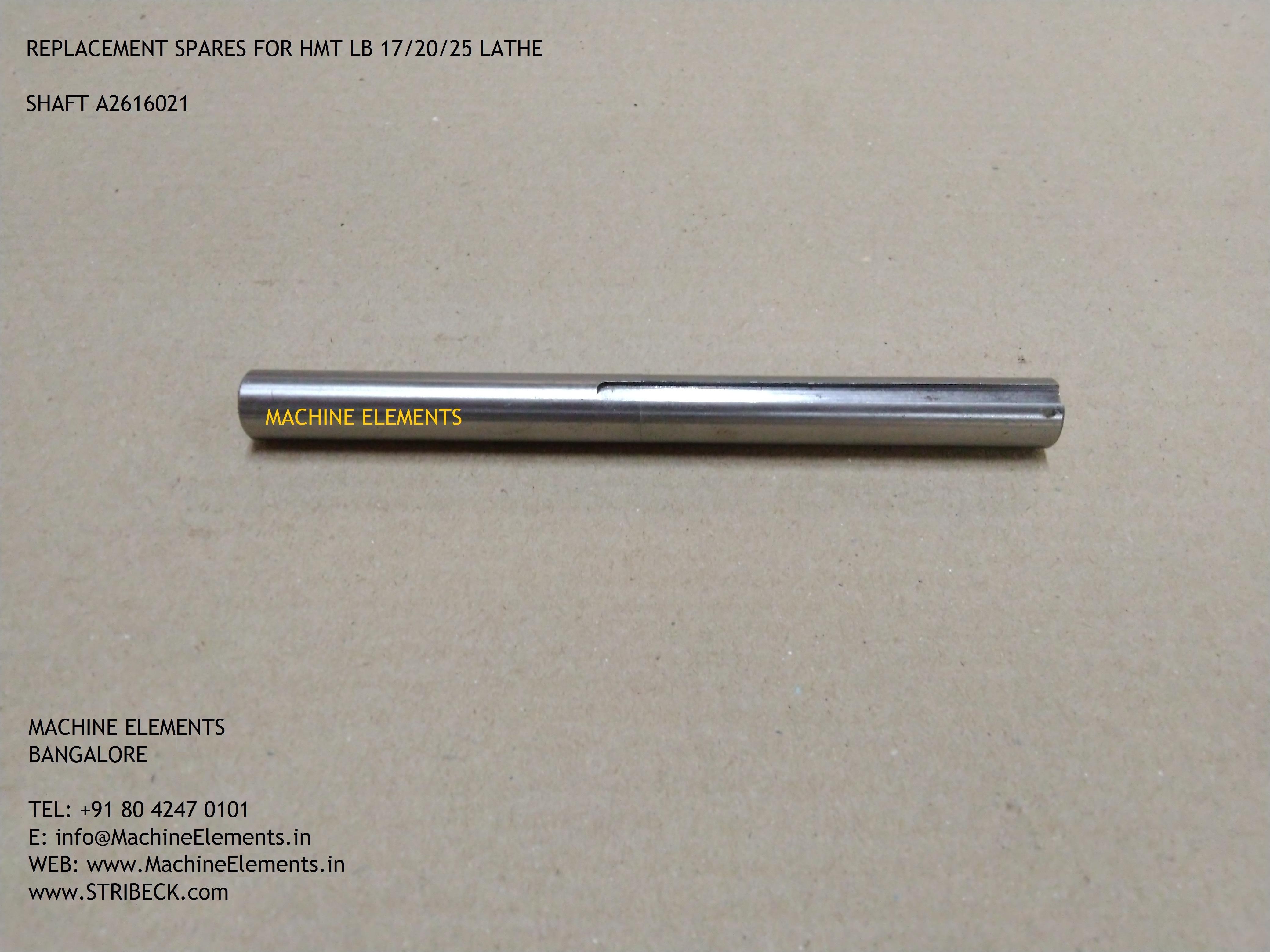 Shaft A2616021