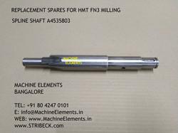 SPLINE SHAFT A4535803