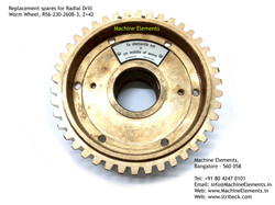 Worm Wheel, R56-230-360B-3, Z=42