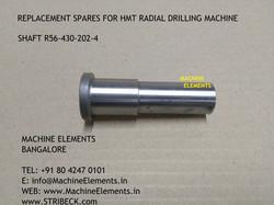 SHAFT R56-430-202-4