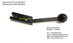 shifting lever, R56-210-260-4