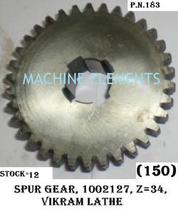 100 21 27 SPUR GEAR Z-34