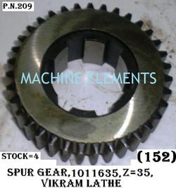 101 16 35 SPUR GEAR Z-35