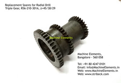 Triple Gear, R56-210-301A