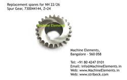 Spur Gear, 730044144, Z=24