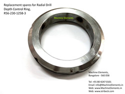 Depth Control Ring, R56-230-125B-3