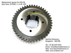 Spur Gear, D178301-1, Z=45