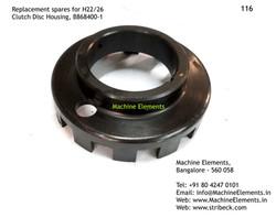Clutch Disc Housing, B868400-1