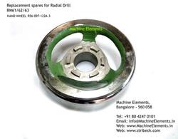 R56-097-122A-3 RM HAND WHEEL -