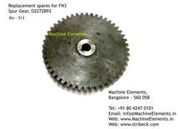 Spur Gear, D2272893 z-48
