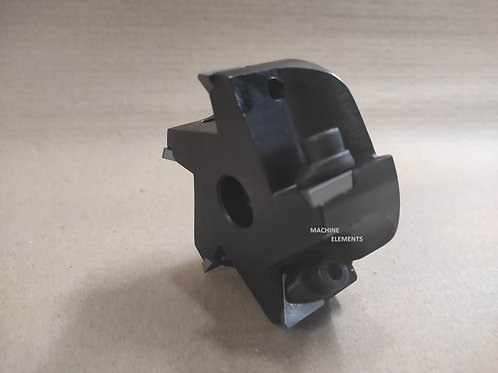 Milling cutter for roughing operation