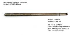 RM Shaft, R56-231-200A-4