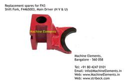 Shift Fork, F4465003, Main Driver