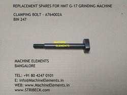 CLAMPING BOLT -A764002A BIN 247