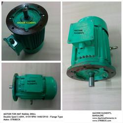 Motor for HMT Radial Drill