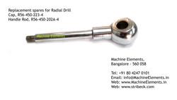 Cap R56-450-223-4, Handle Rod R56-450-20