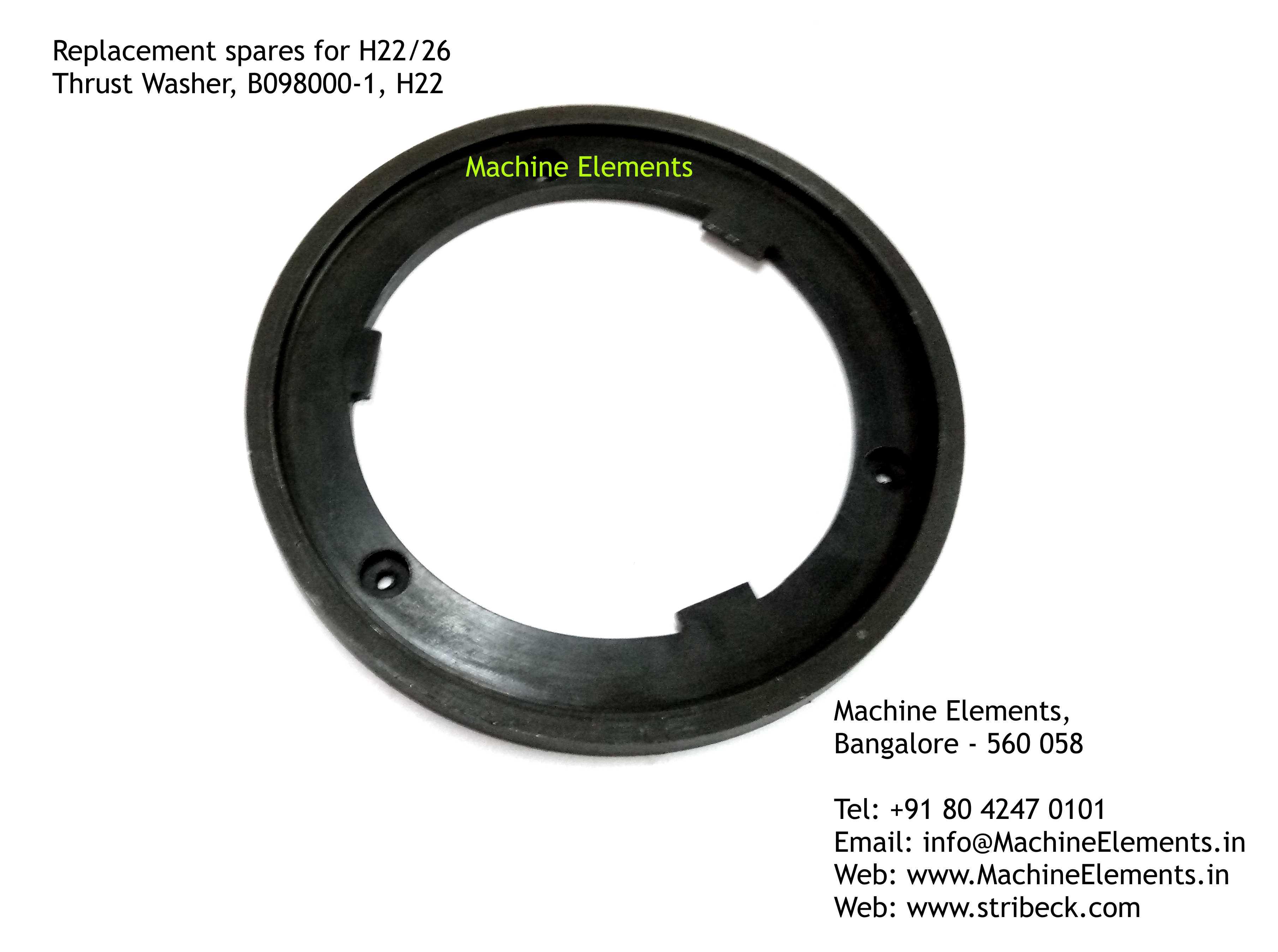 Thrust Washer, B098000-1