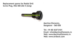 Screw Plug, R56-400-202-4 (long)