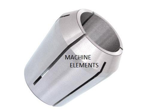 Schaublin type collet - E40 series